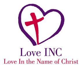 The Love INC Logo