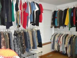 The Look Teen Clothing Closet