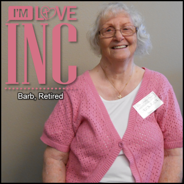 Barb - Serving at The Grace Place
