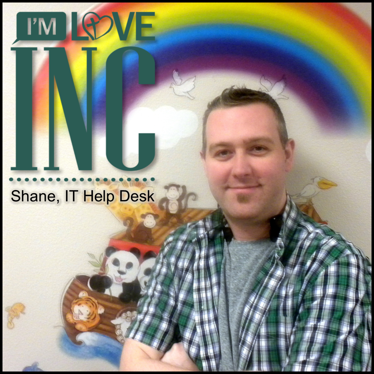 Shane - Serving in God's Treasures