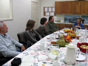 Pastors and Secretaries Lunch
