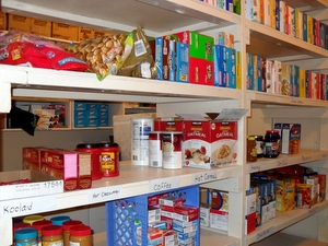 Food Pantry Incentives