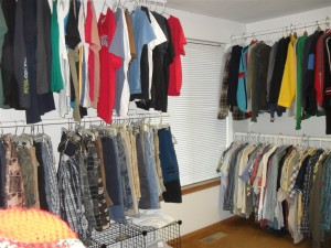 The Look Teen Clothing Closet