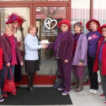 Red Hat Society Donation