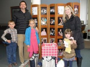 Adopt-A-Family Christmas
