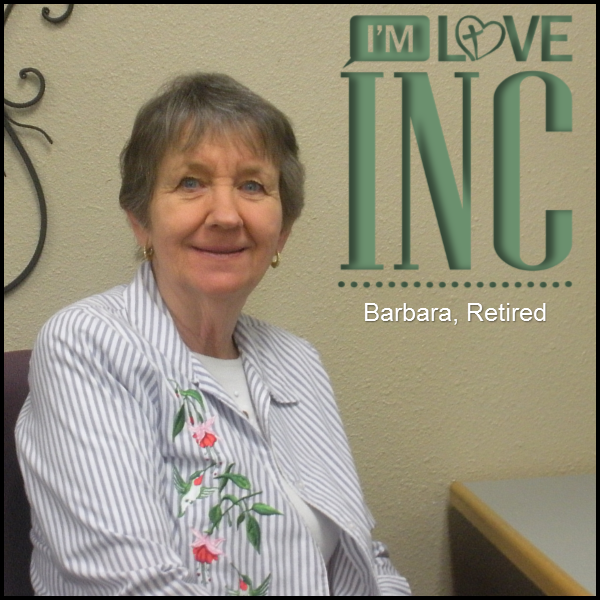 Barb - Serving in the Clearinghouse