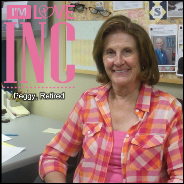 Peggy - Serving in the Clearinghouse