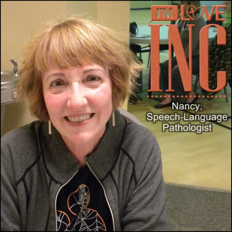 Nancy - Serving at God's Treasures