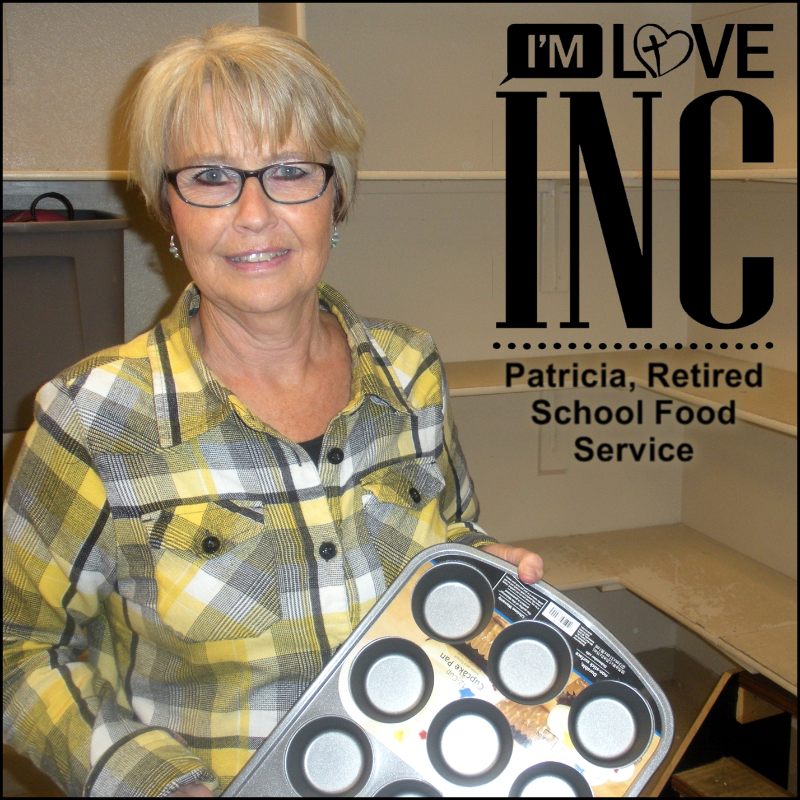 Patricia - Serving at Heaven's Household Gap